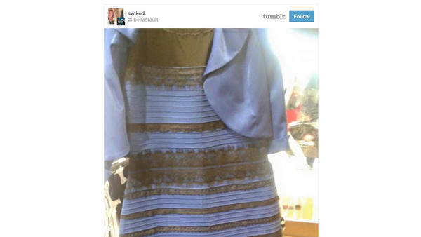 Thedress Color A Matter Of Perception Experts Agree