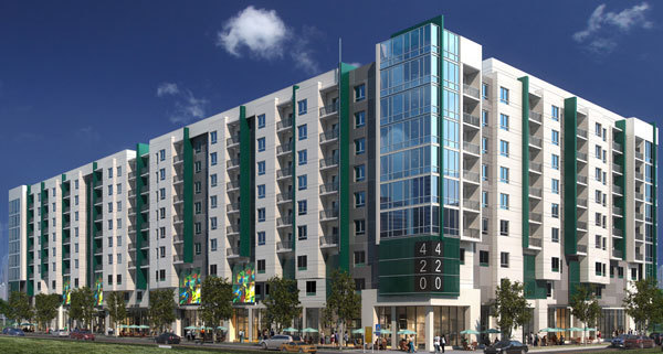 Developers plans apartments for Lake Eola area - Orlando ...