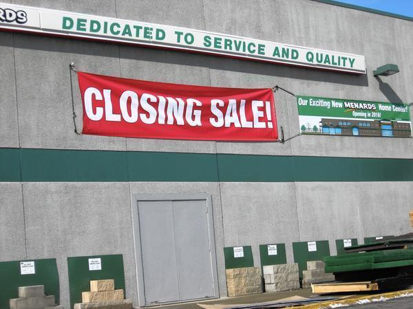 Bridgeview Menards To Close Darvin Opens Outlet At Orland