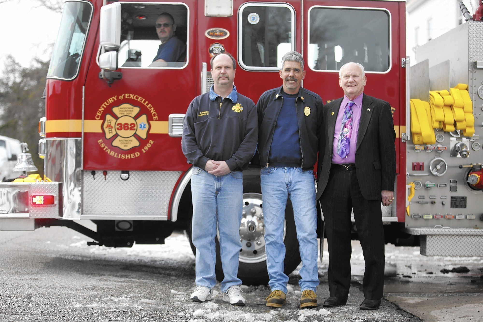 Volunteer firefighters respond to potential closings, mergers of
