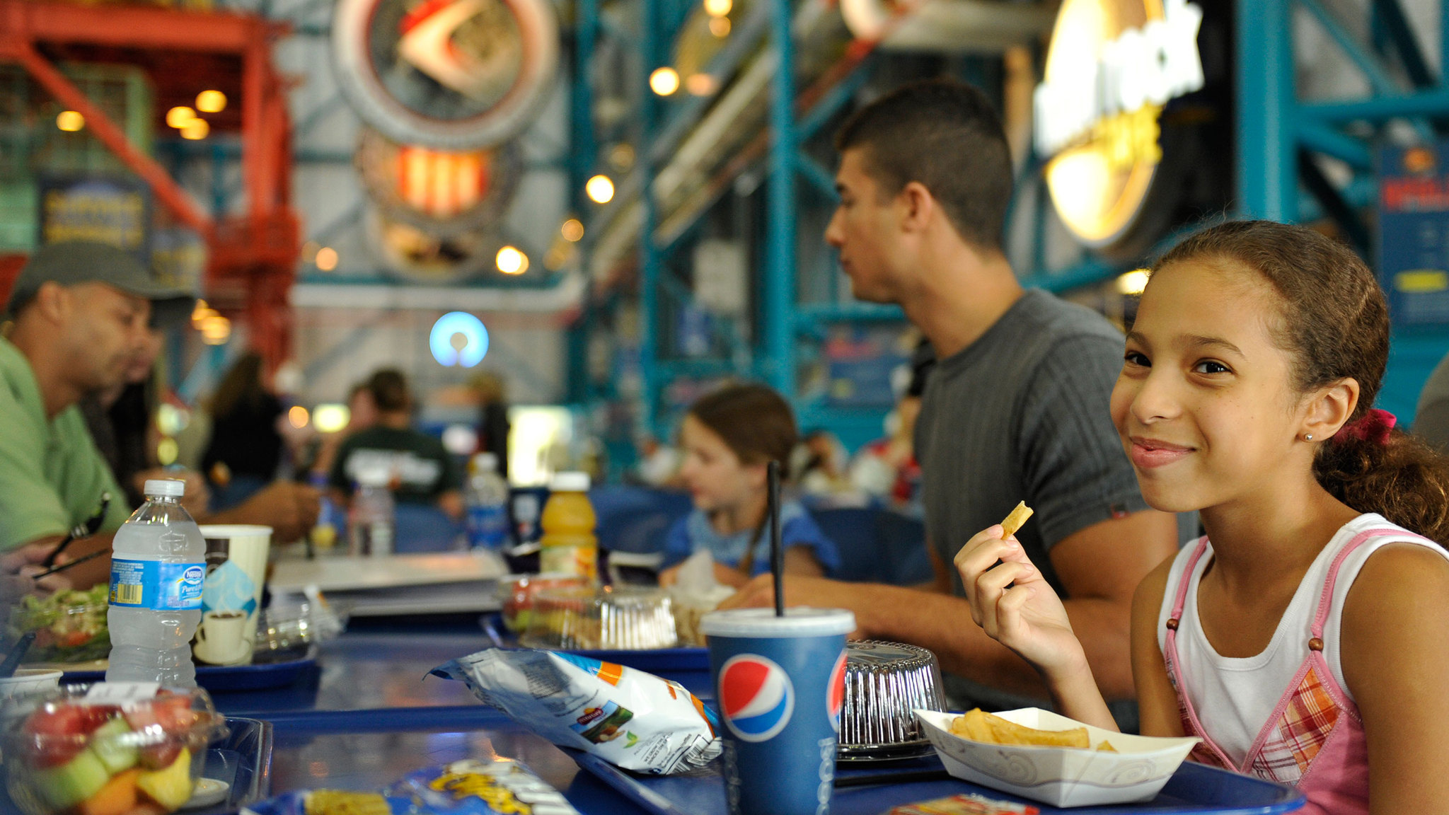 Orbit Cafe at Kennedy Space Center Visitor Complex has new ...