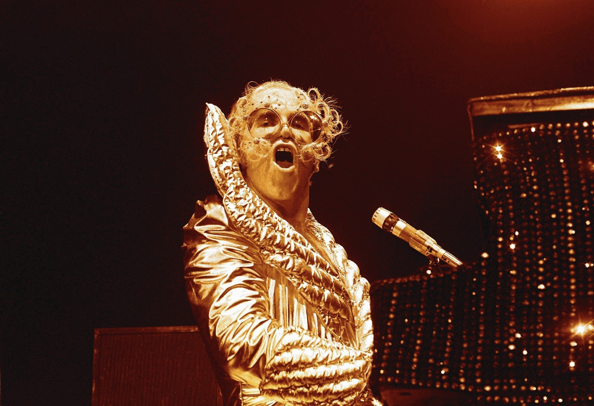 Elton John Plays Orlando Orlando Sentinel