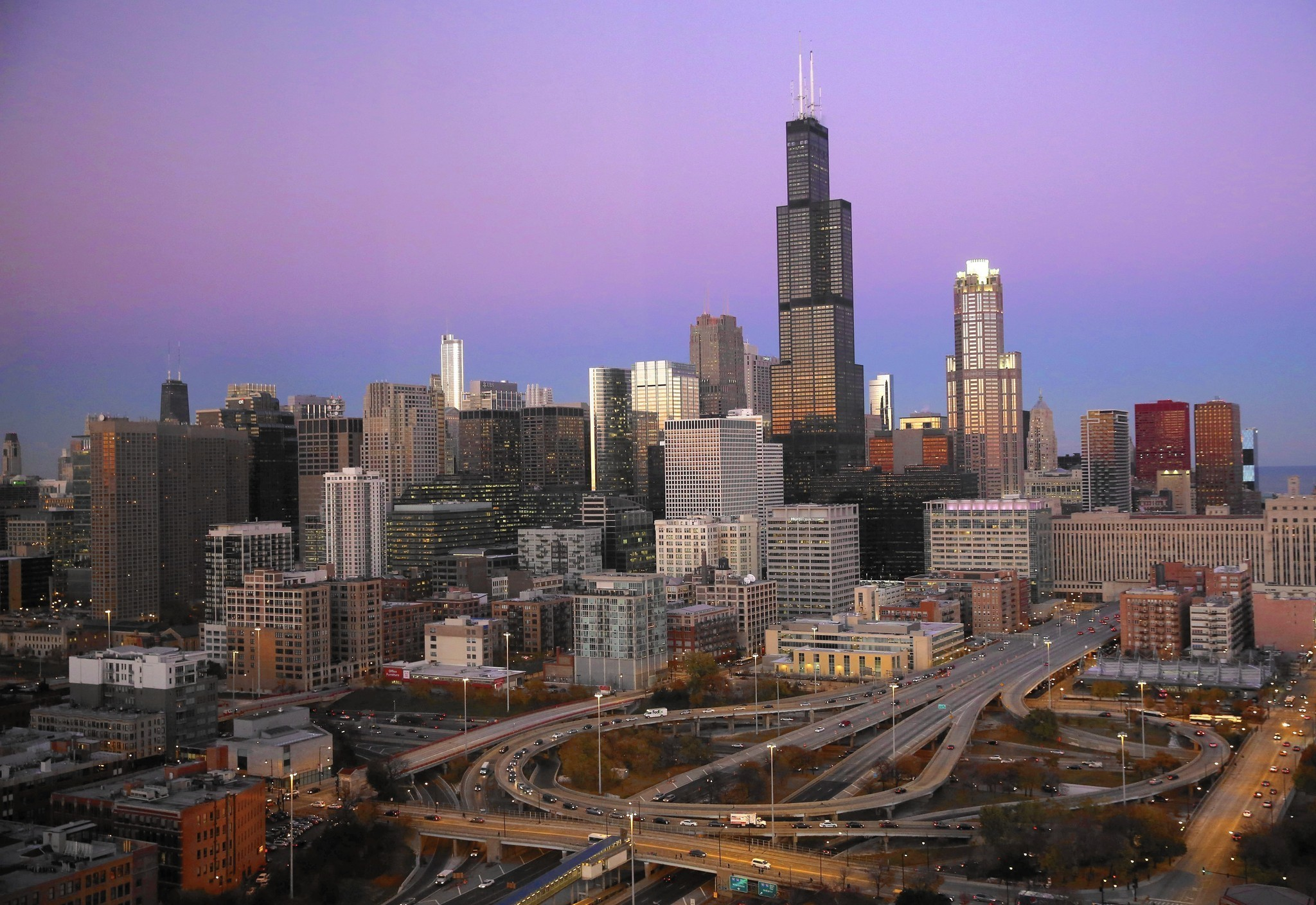 willis tower owners in talks with blackstone group source says
