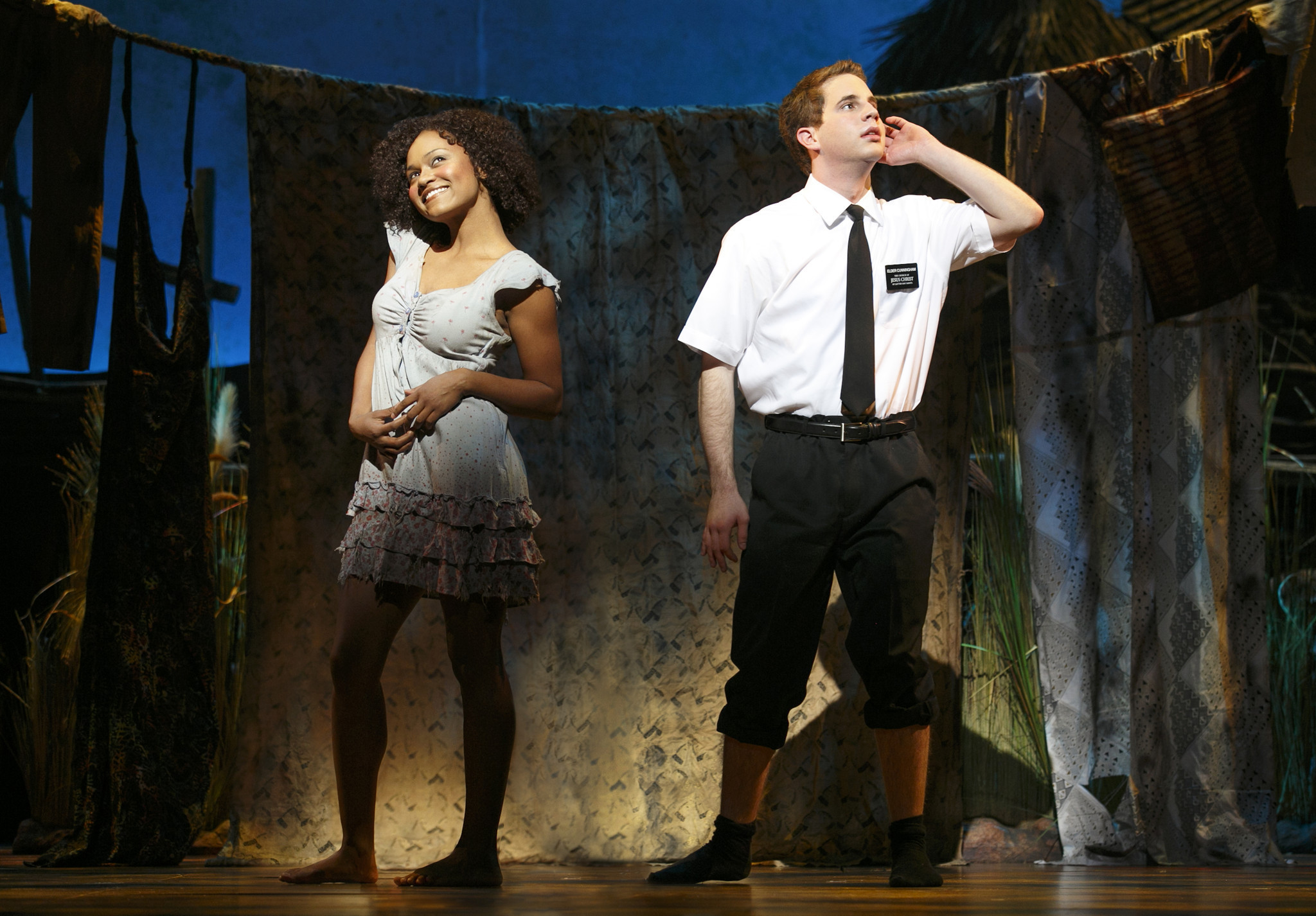 Book Of Mormon Musical Video