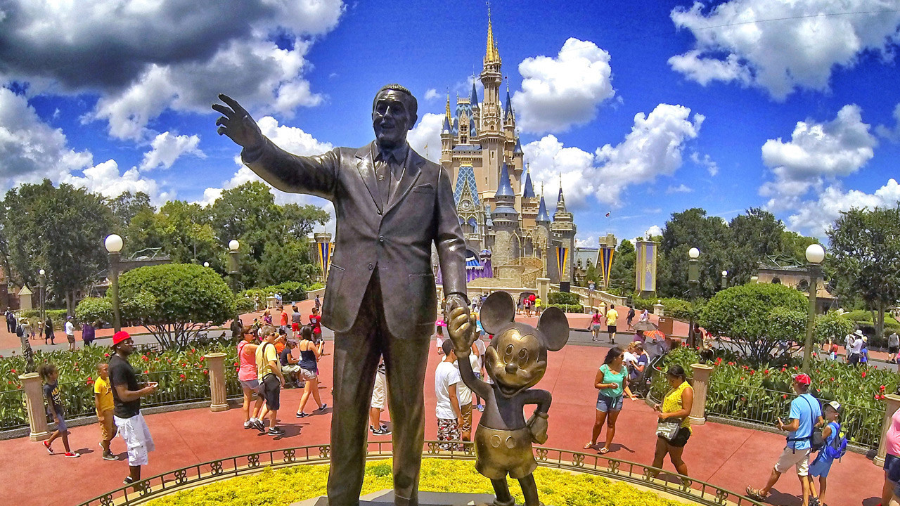 Disney S Magic Kingdom Open For 24 Hours Again In May Orlando Sentinel