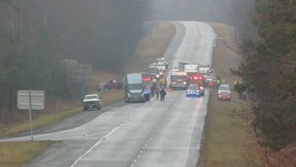 Fatal crash at I-64 east blocks traffic in New Kent - Tidewater Review
