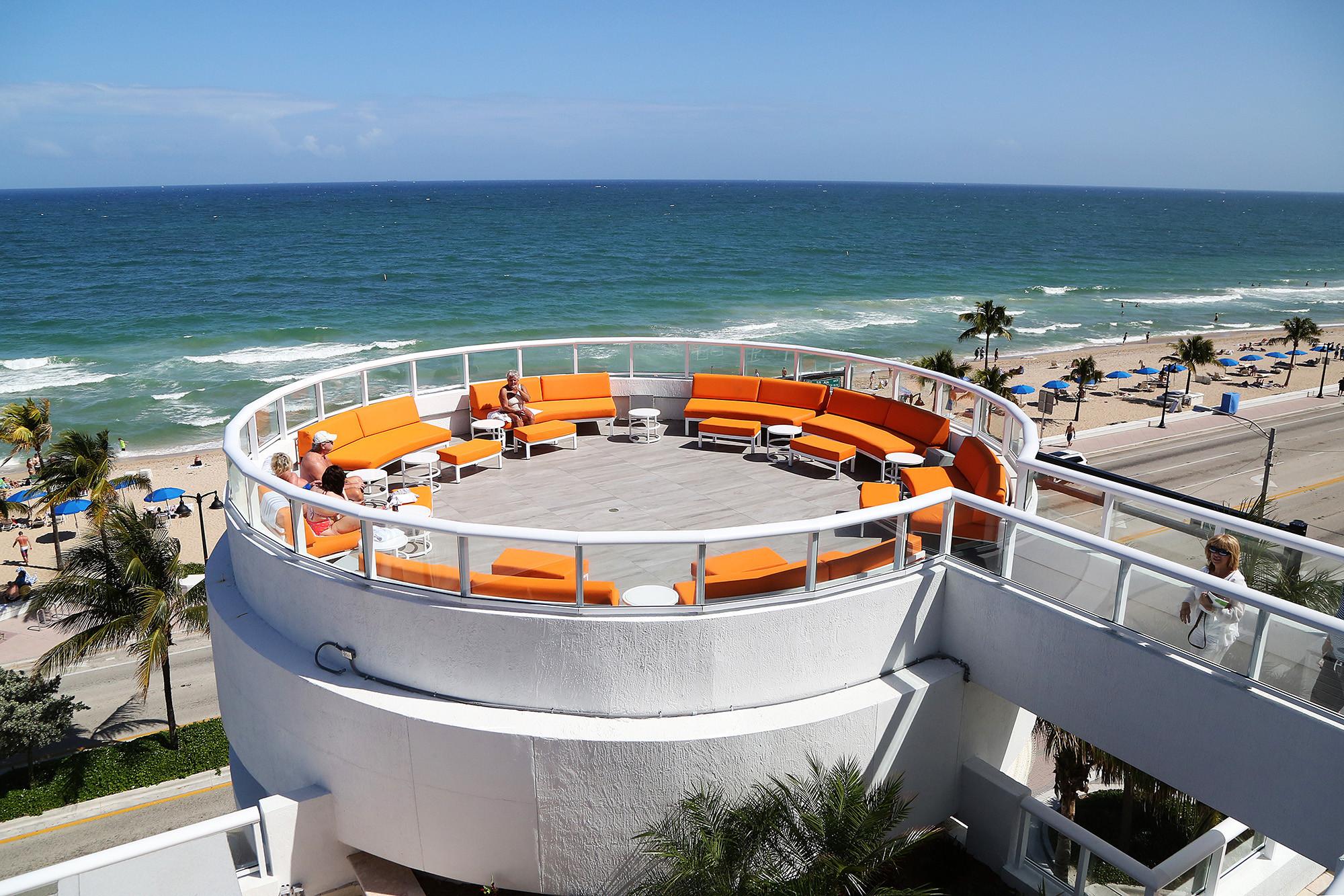 Hilton Fort Lauderdale Beach Debuts New Oceanfront Venue Balqony Sun Sentinel