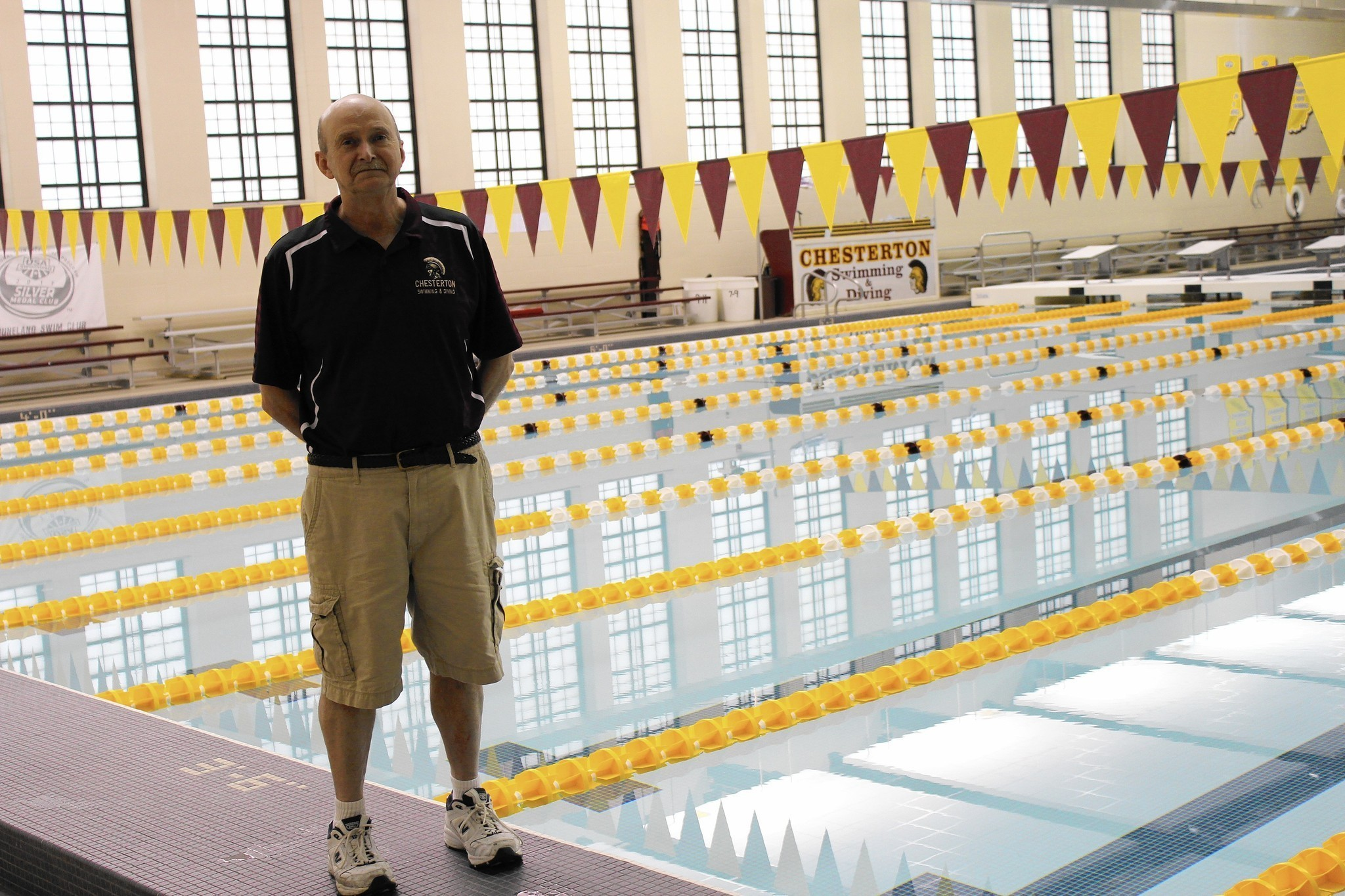 Chesterton's Kevin Kinel still going strong - Chicago Tribune