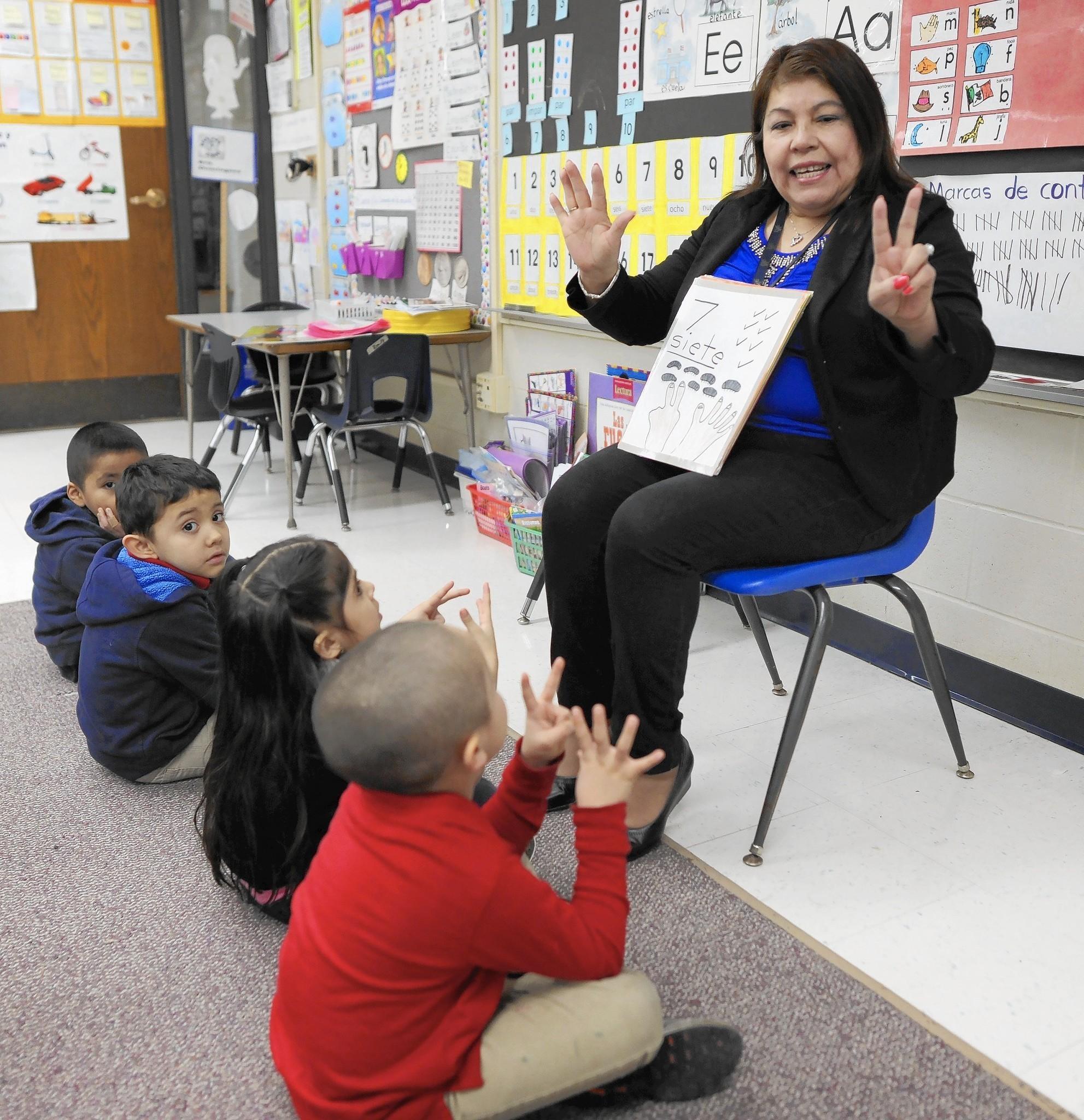 Schools Get Creative To Combat Substitute Teacher Shortage
