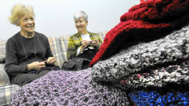 Prayer shawl ministry - LA Times