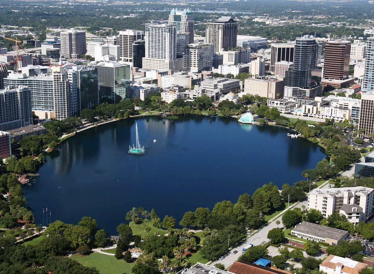 Orlando-to-New Orleans Passenger Rail Line Proposed In