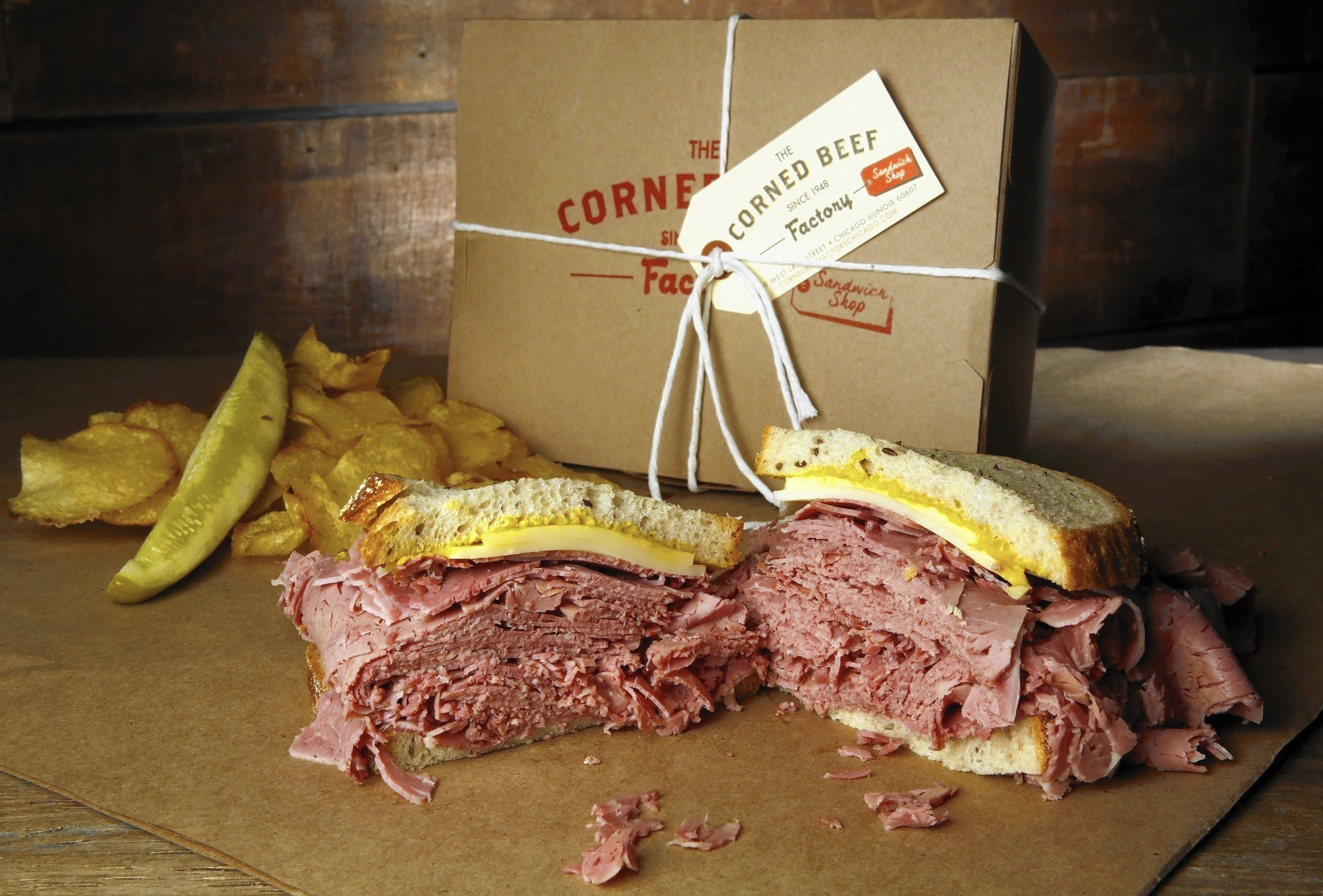how to eat hereford corned beef