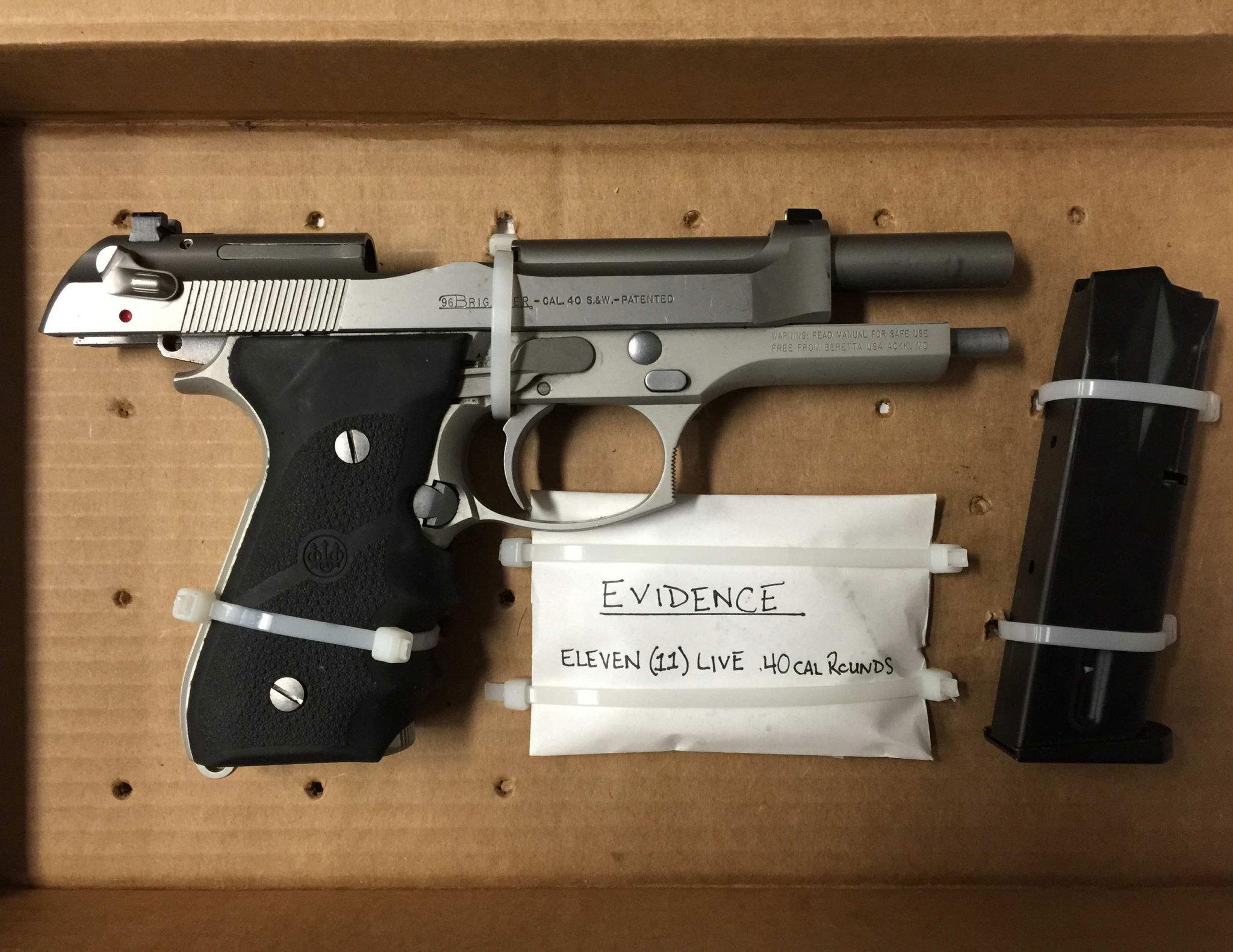 Hartford Police Seize Gun, Charge Three - Hartford Courant
