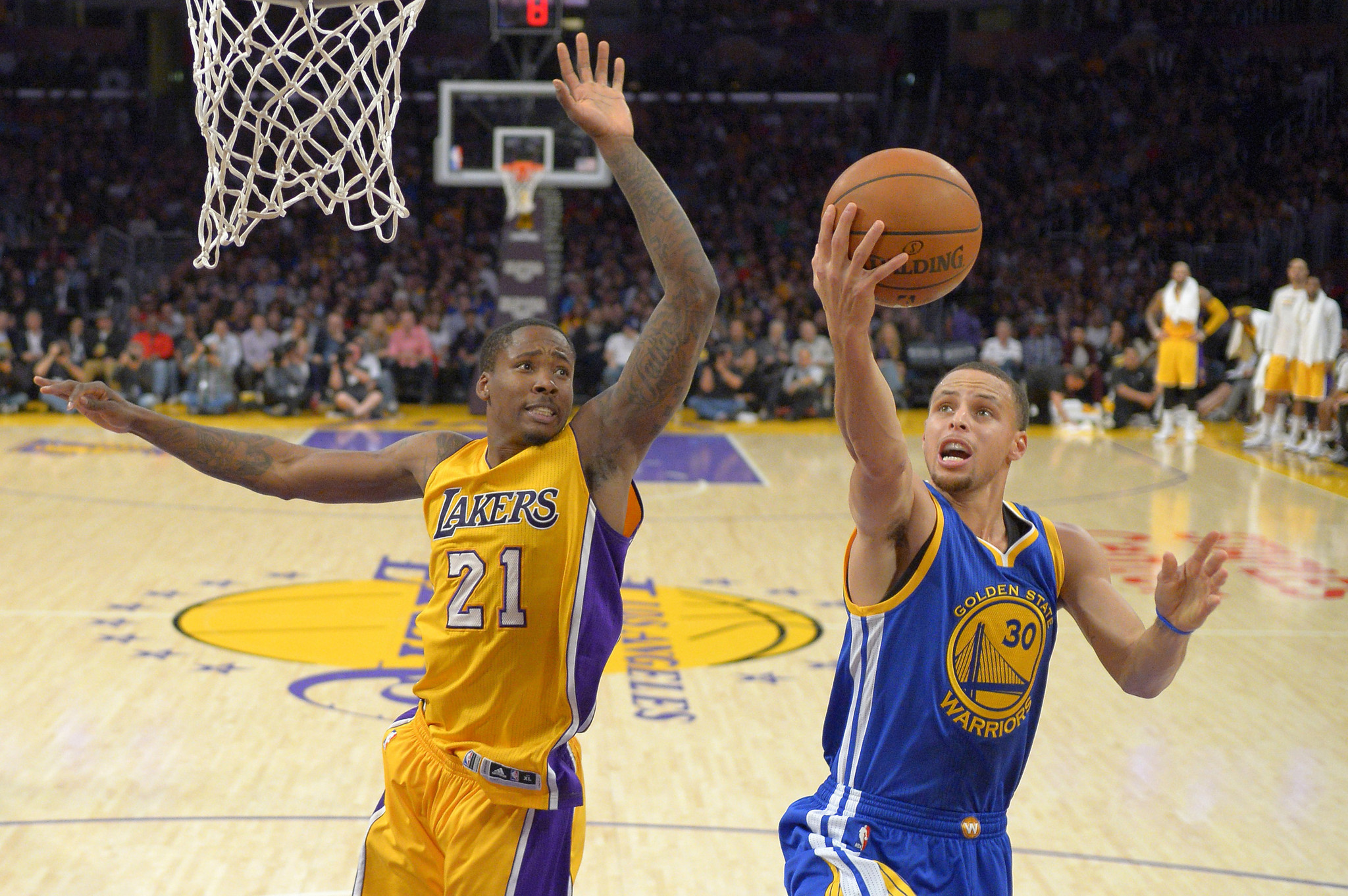 Image Result For Warriors Vs Lakers