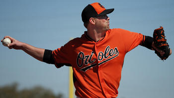b26fce723 Orioles right-hander Bud Norris allows two homers in four innings ...