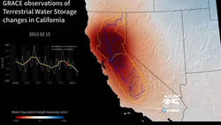 NASA scientist's dire drought prediction: One year of water left