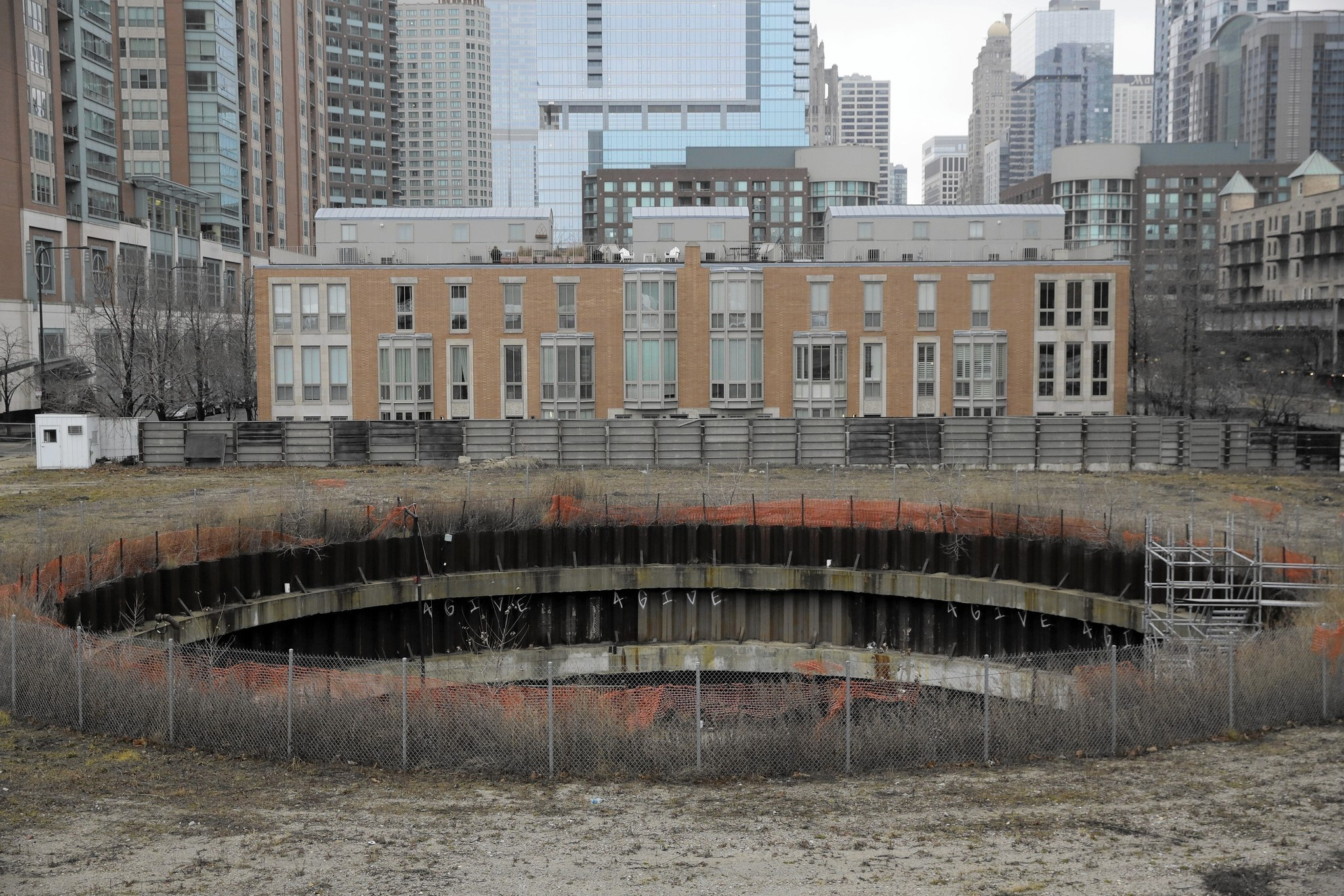 Chicago Spire Bankruptcy Quietly Ends Now What Chicago