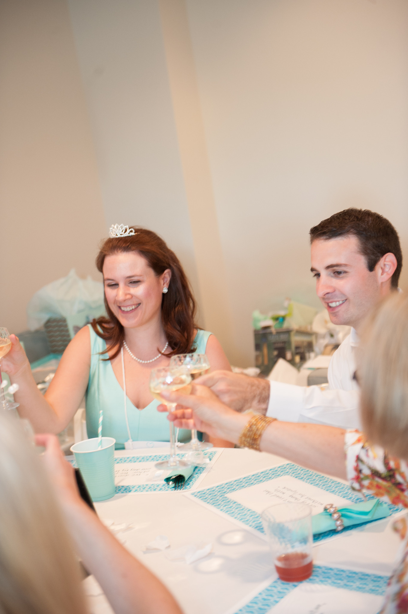 wedding savvy who should host a bridal shower capital gazette
