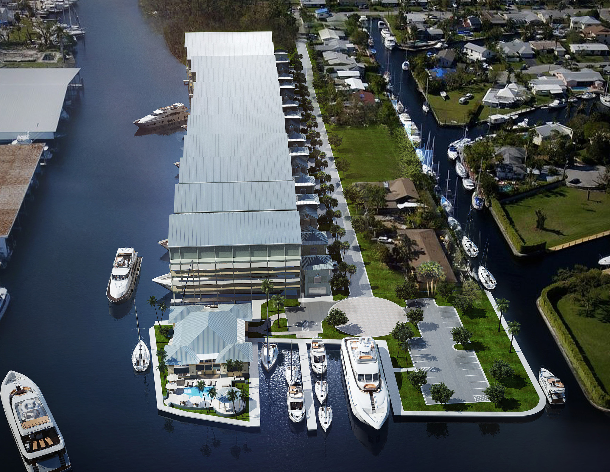 Dockominium For Superyachts Planned For Fort Lauderdale