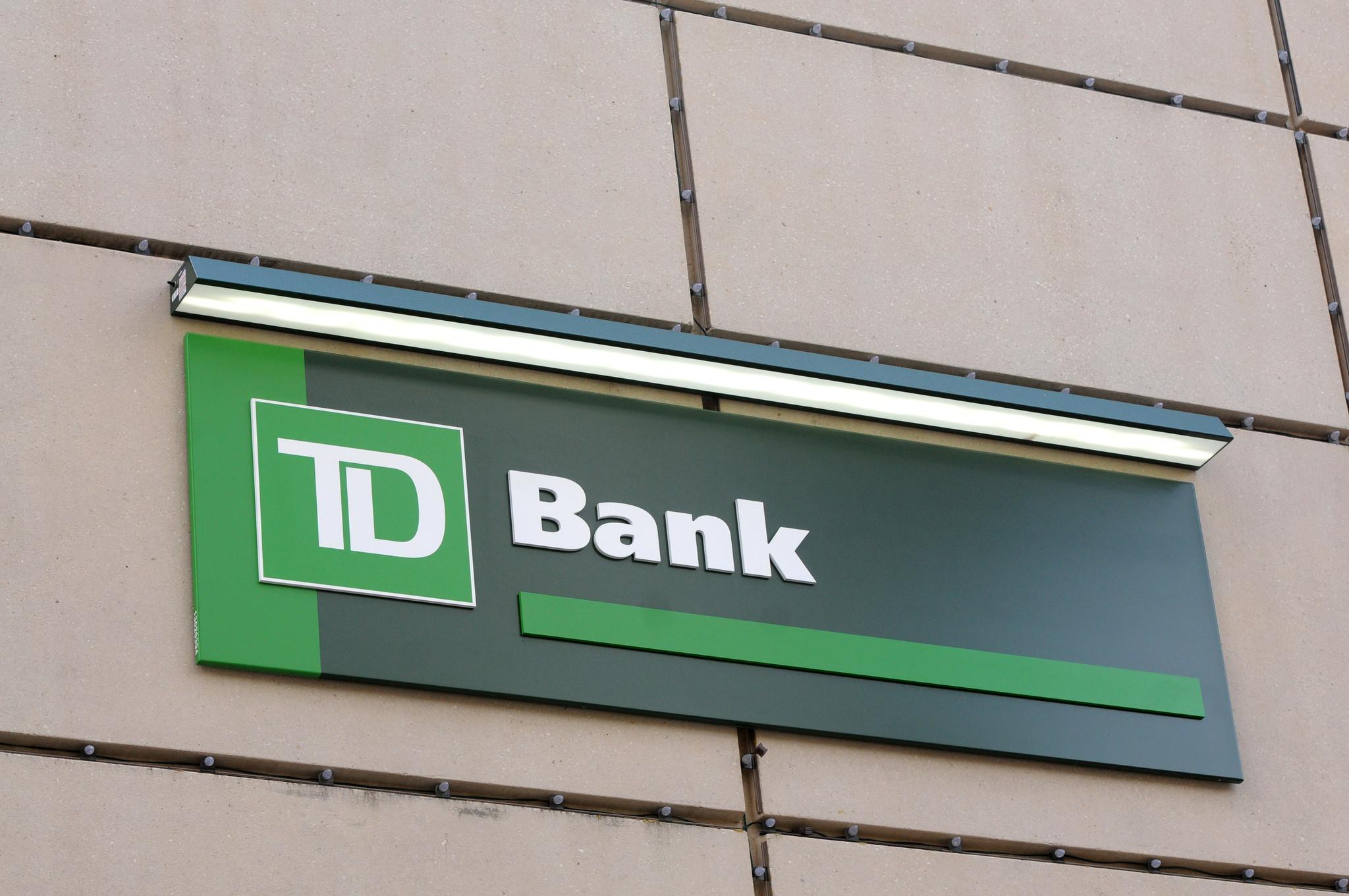 td bank business banking