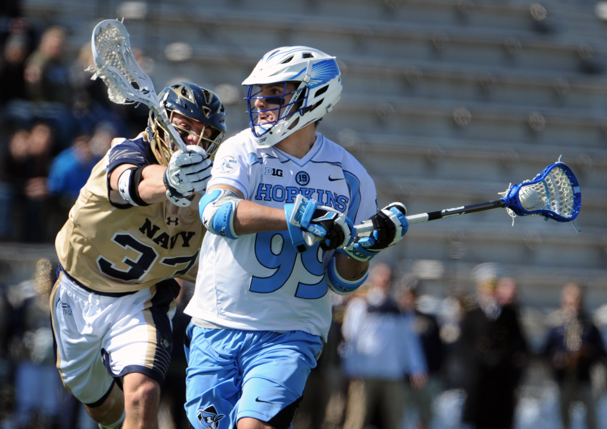 In loss to Virginia, Holden Cattoni flashes form of 2014 ...