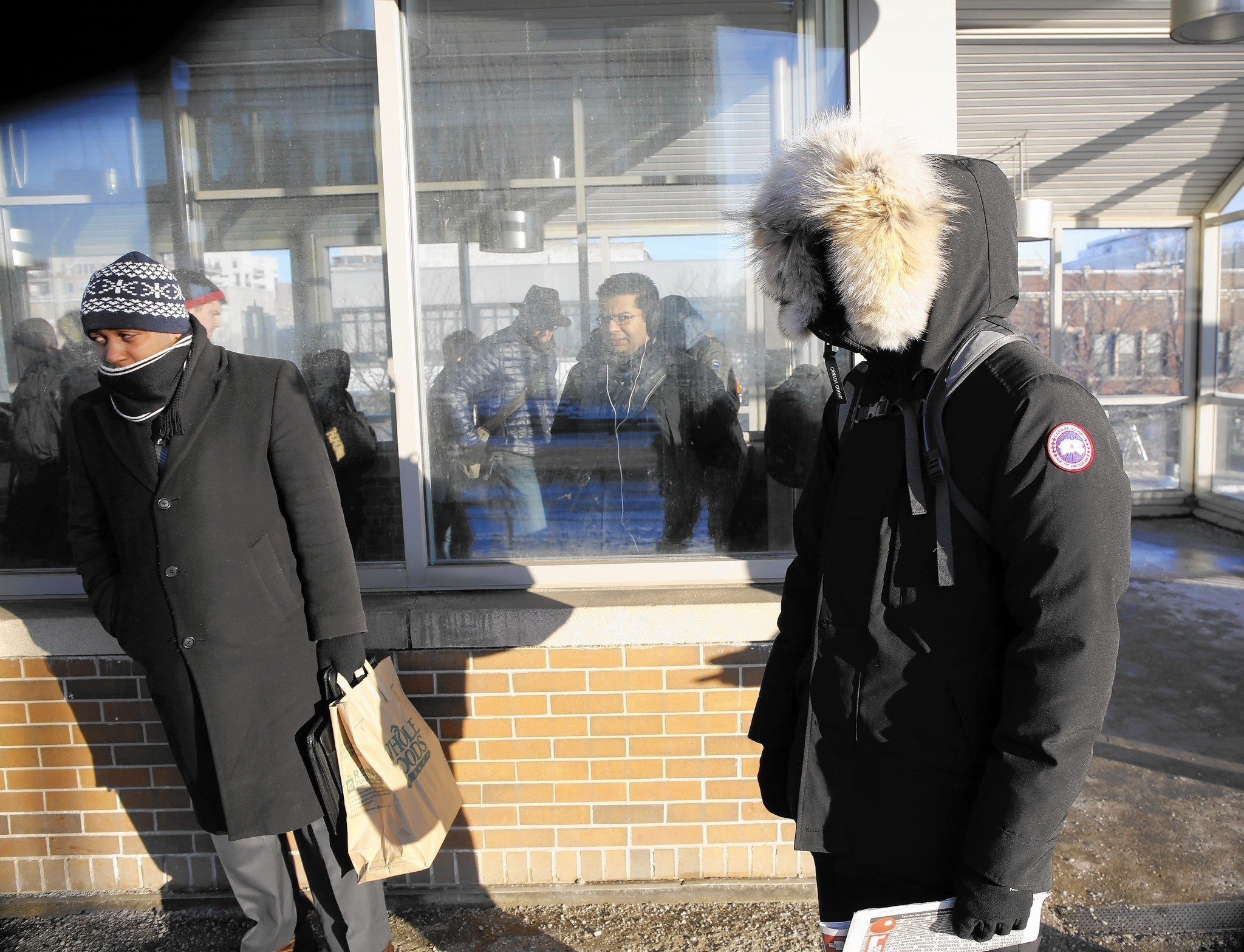 How Canada Goose and its logo became ubiquitous - Chicago Tribune 3f5ee4fb0