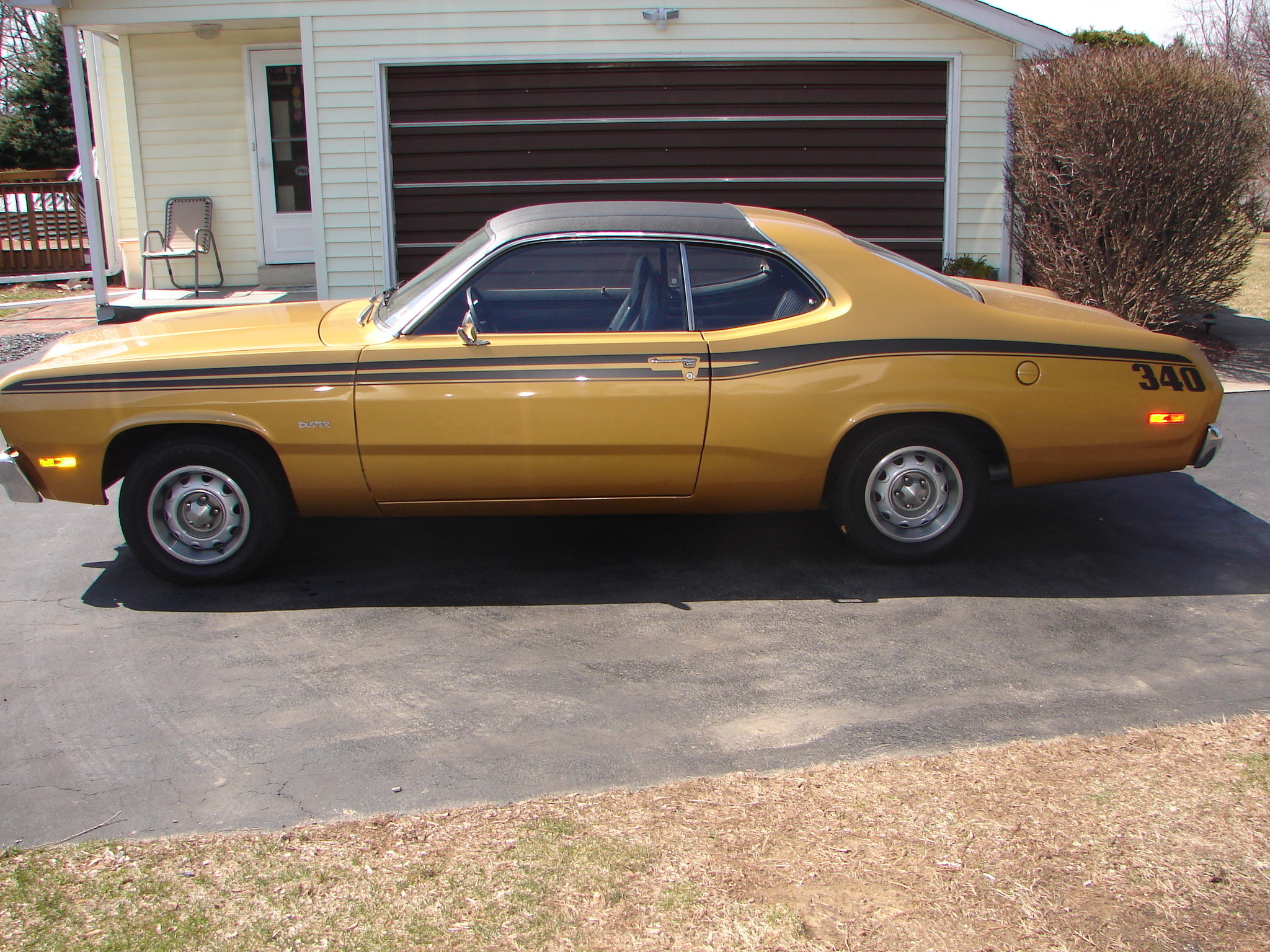 1973 Plymouth 340 Duster The Morning Call