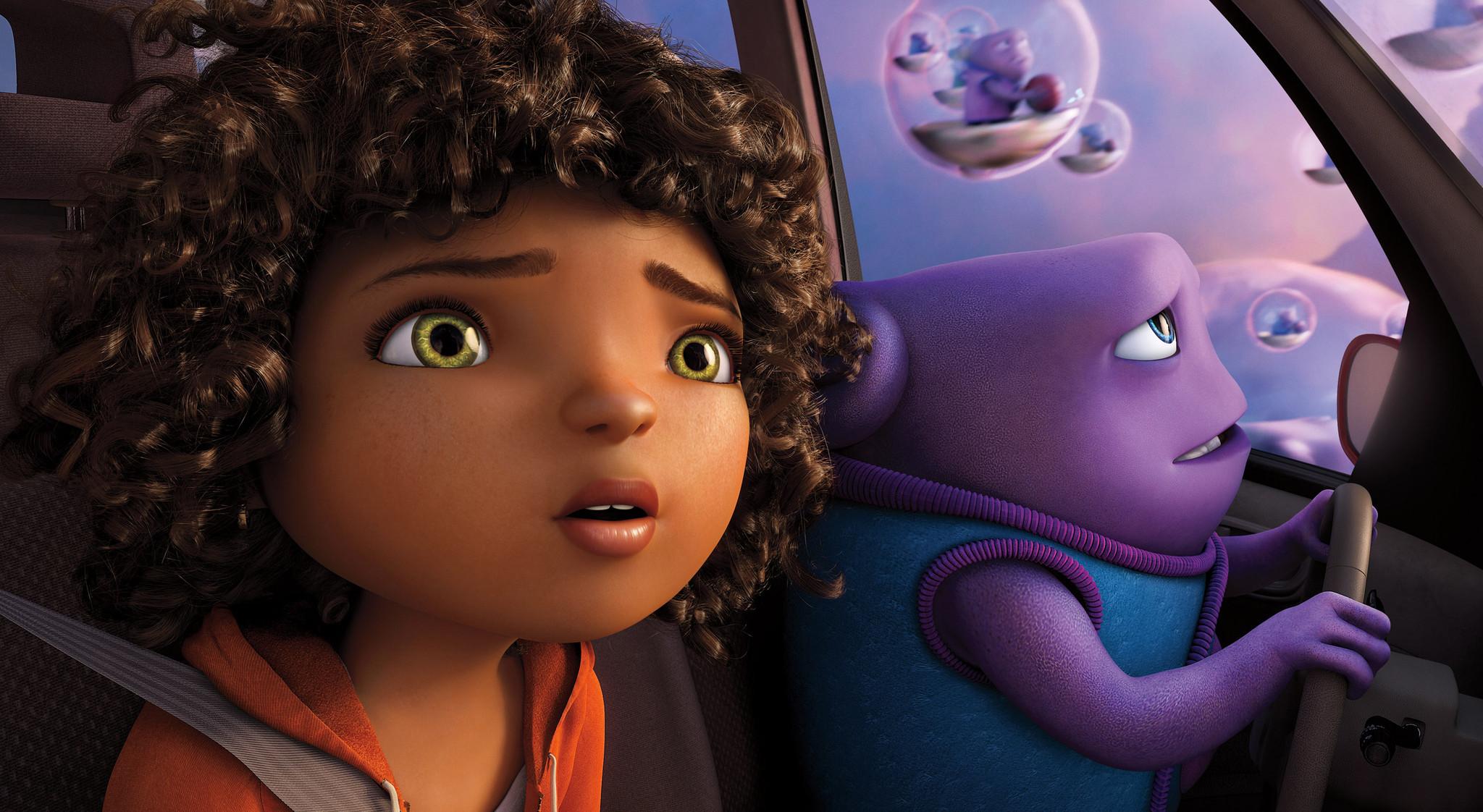 DreamWorks Animation stock