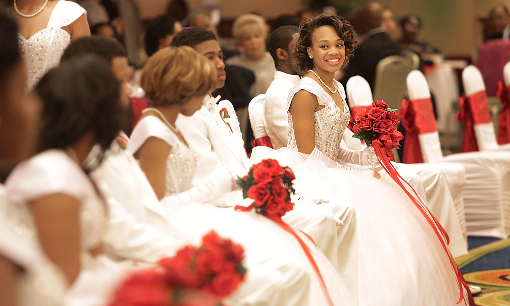 Pictures Delta Sigma Theta Debutante Cotillion Daily Press