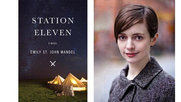 Emily St John Mandel S Station Eleven Wins The