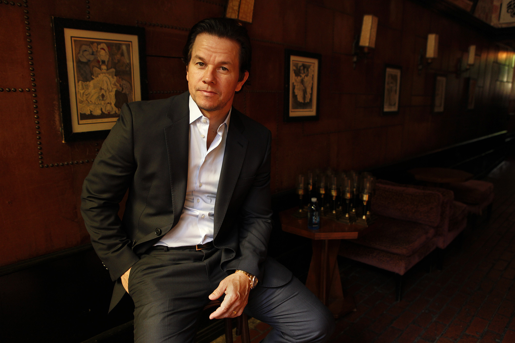 Mark Wahlberg is Forbes' top-earning actor of 2017, making