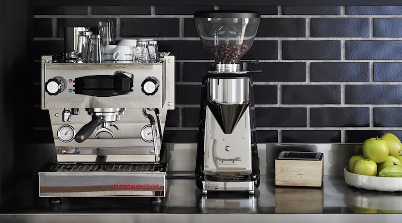 Upgrade your kitchen -- with a home La Marzocco espresso ...
