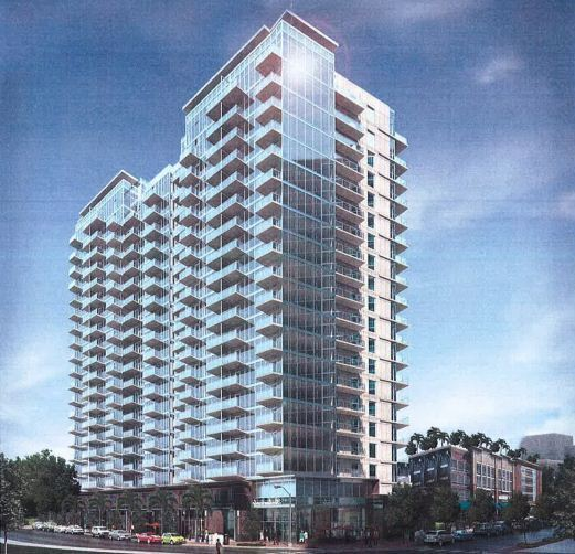 Birmingham's Daniel Corp. Eyes Apartments Near Lake Eola