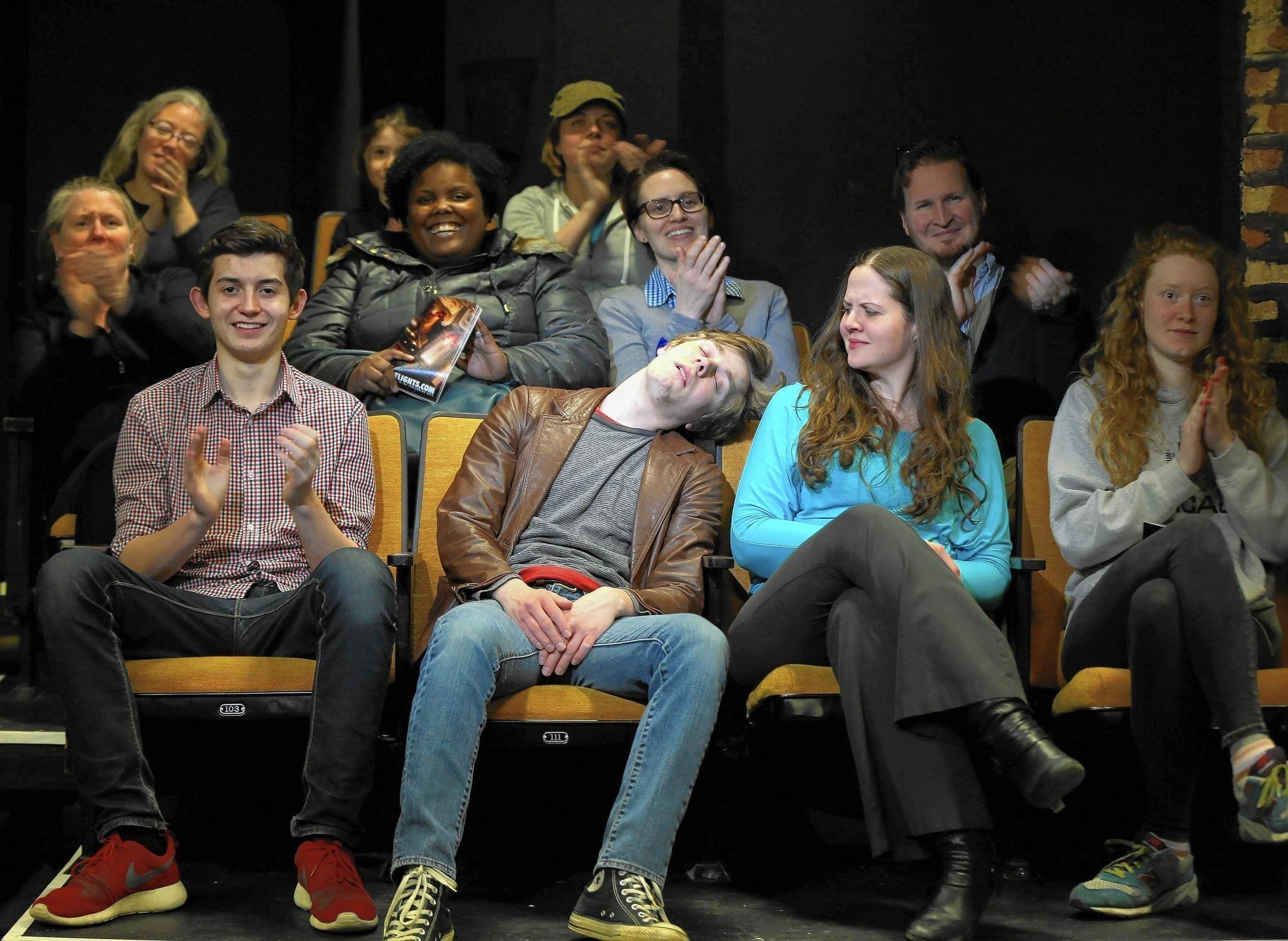 Actors' real stories about sleeping audience members ...