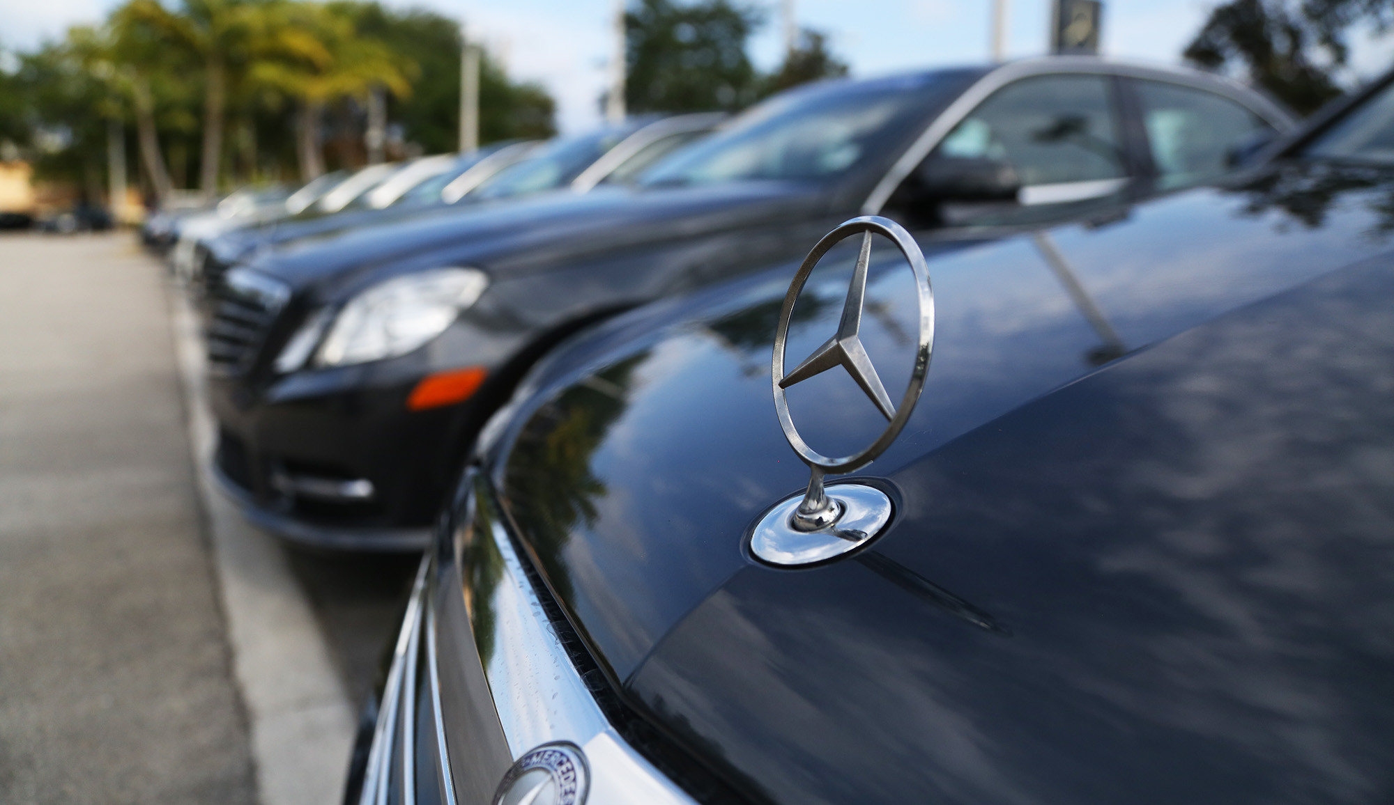 Mercedes For Sale >> South Florida is a haven for auto leasing - Sun Sentinel