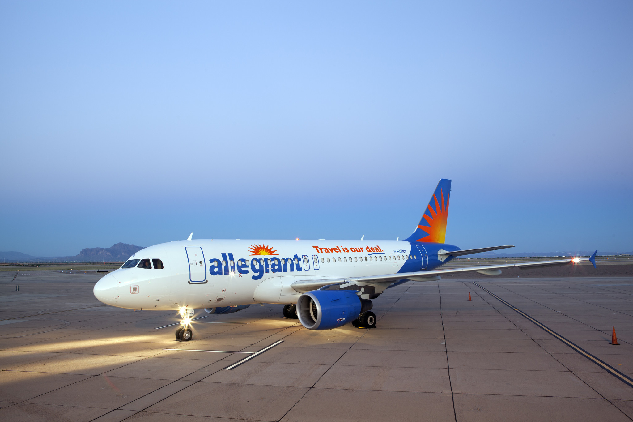 Allegiant Aims To Grow In Florida And South Florida Sun