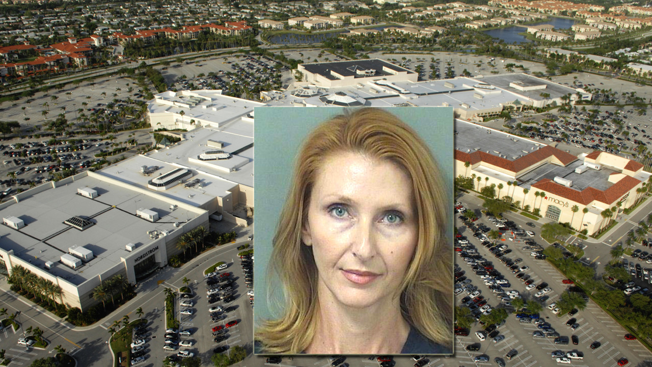 Palm Beach Gardens Mall Manager Accused Of Spending Customer S Gift Cards Sun Sentinel