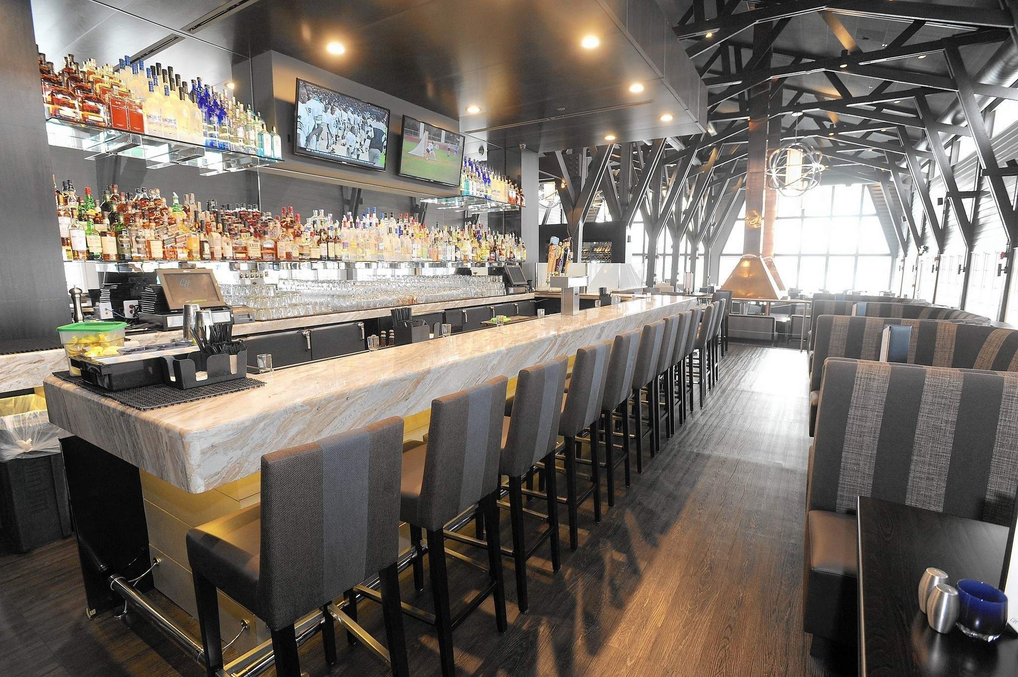 Chart House Renovations Give Landmark Annapolis Restaurant A Wow Factor Capital Gazette