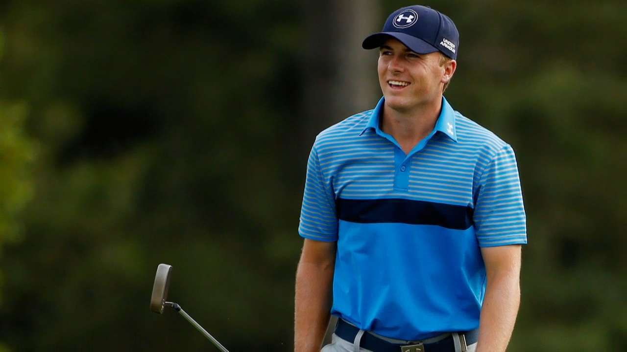 Jordan Spieth Boosts Under Armour With Dominant Masters Win Baltimore Sun