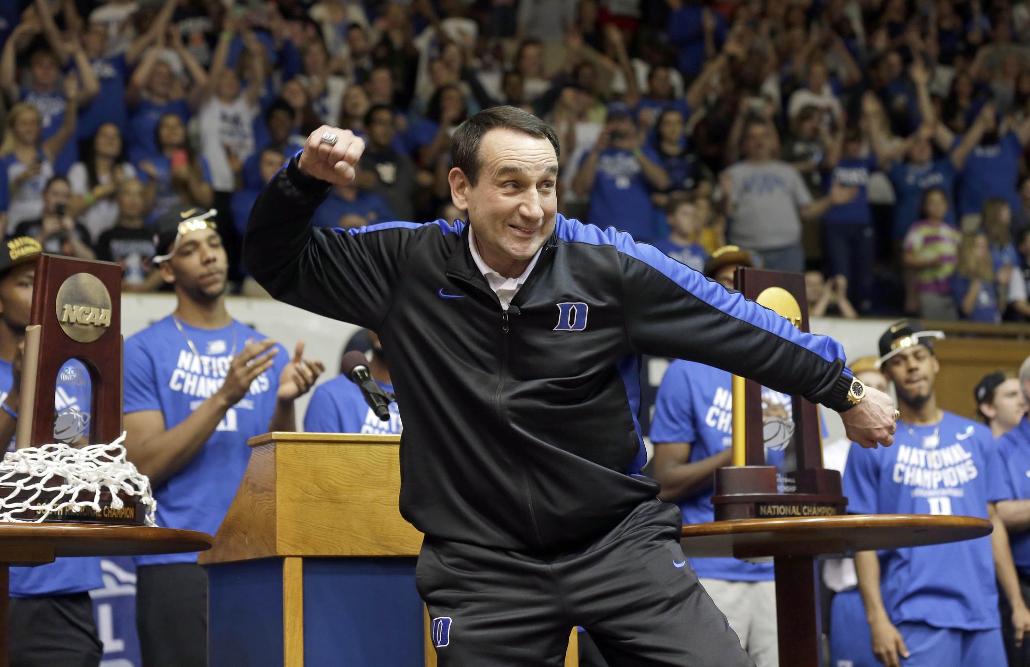 Duke Coach Returning To Chicago For Polish Parade