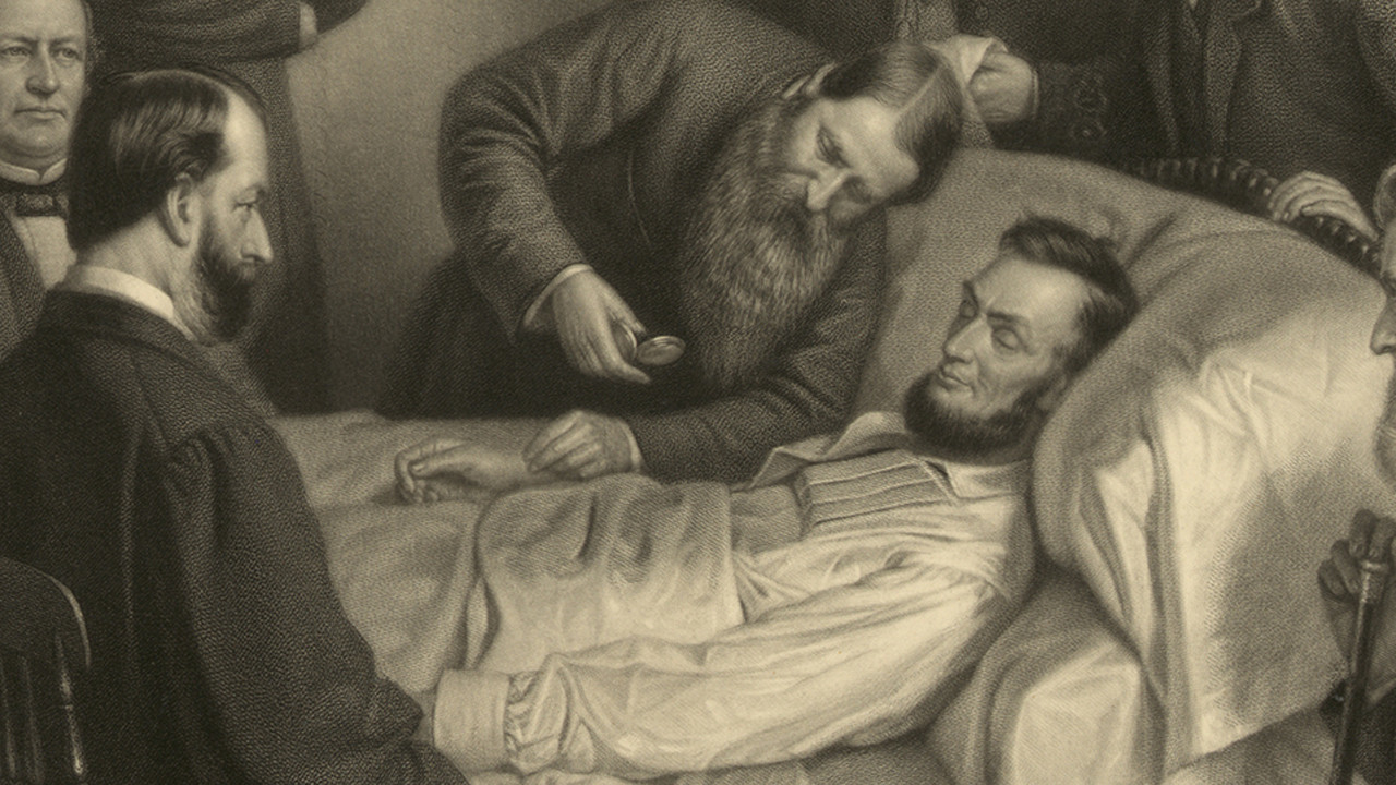 """Lincoln's death, 150 years ago, saddened Hartford """"as if a ..."""