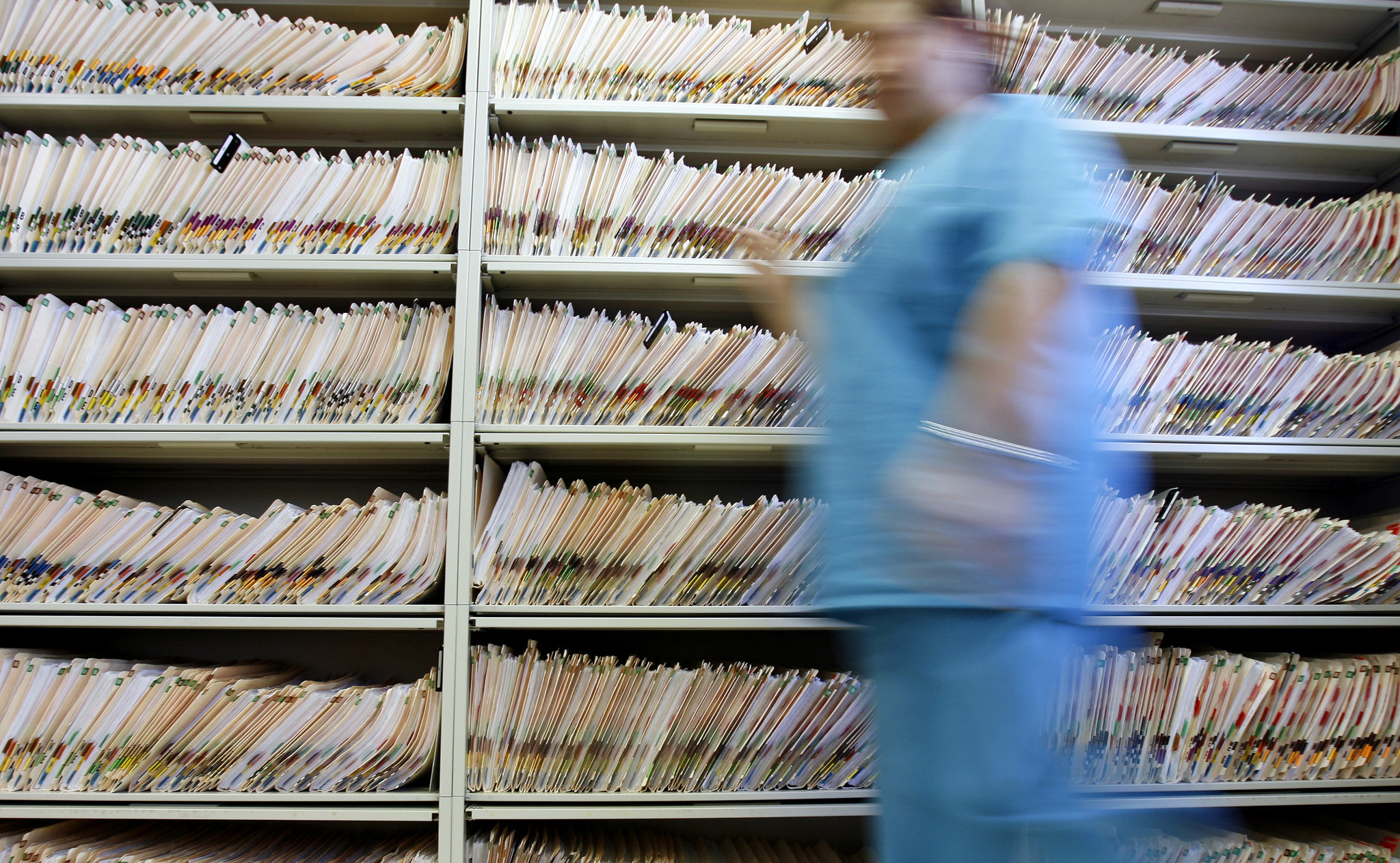 Retention of Paper Medical Records After Converting to Electronic Health Records