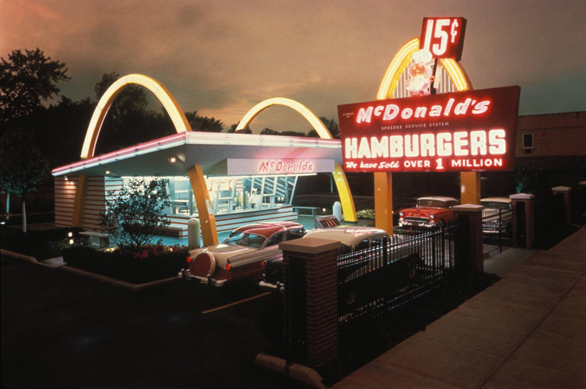 McDonald's: 60 years, billions served - Chicago Tribune