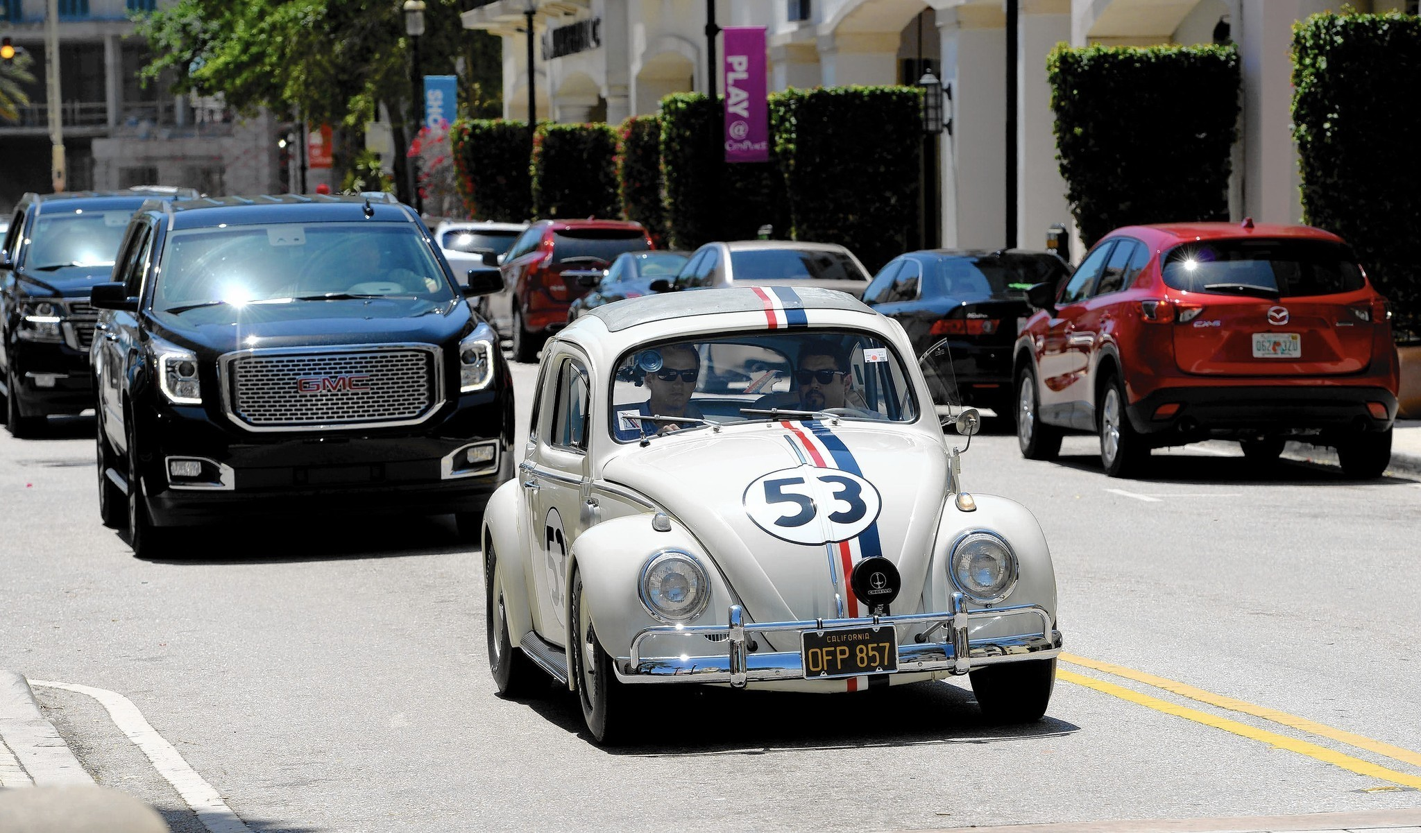 Volkswagen Thing For Sale >> Herbie the Love Bug up for sale - Sun Sentinel