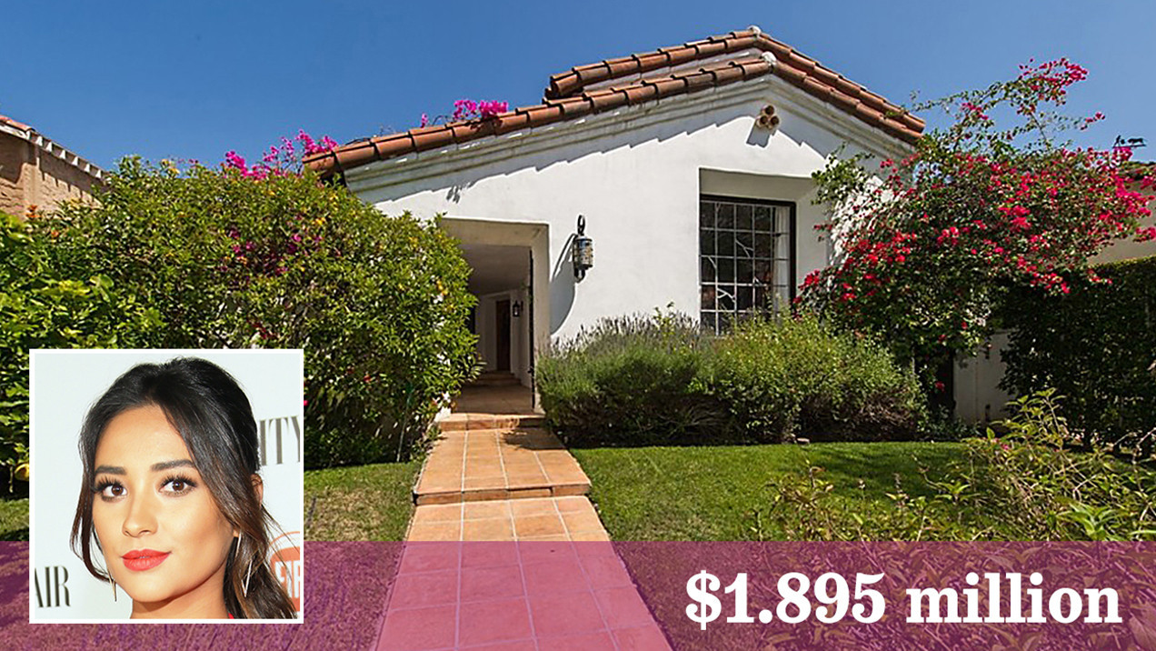 Shay Mitchell Puts Her Home In Beverly Grove Up For Sale