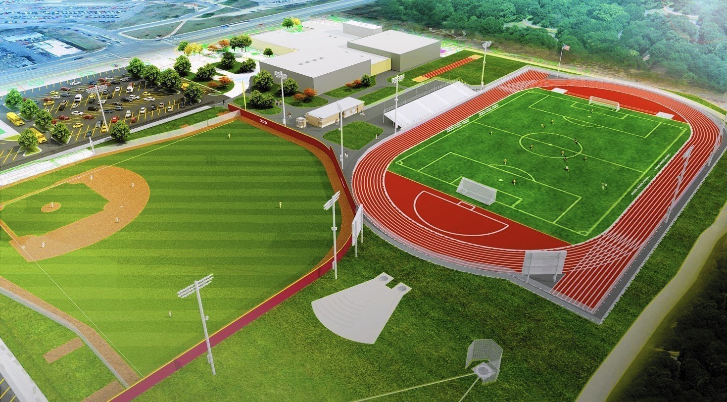Triton College Getting New Soccer Field, Updated Baseball