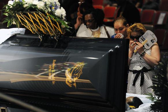 ella fitzgerald funeral - photo #16