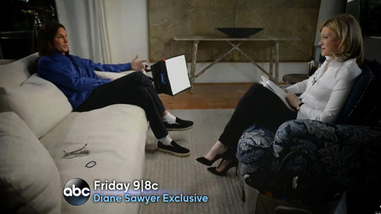 Bruce Jenner talks about family in new Diane Sawyer promo