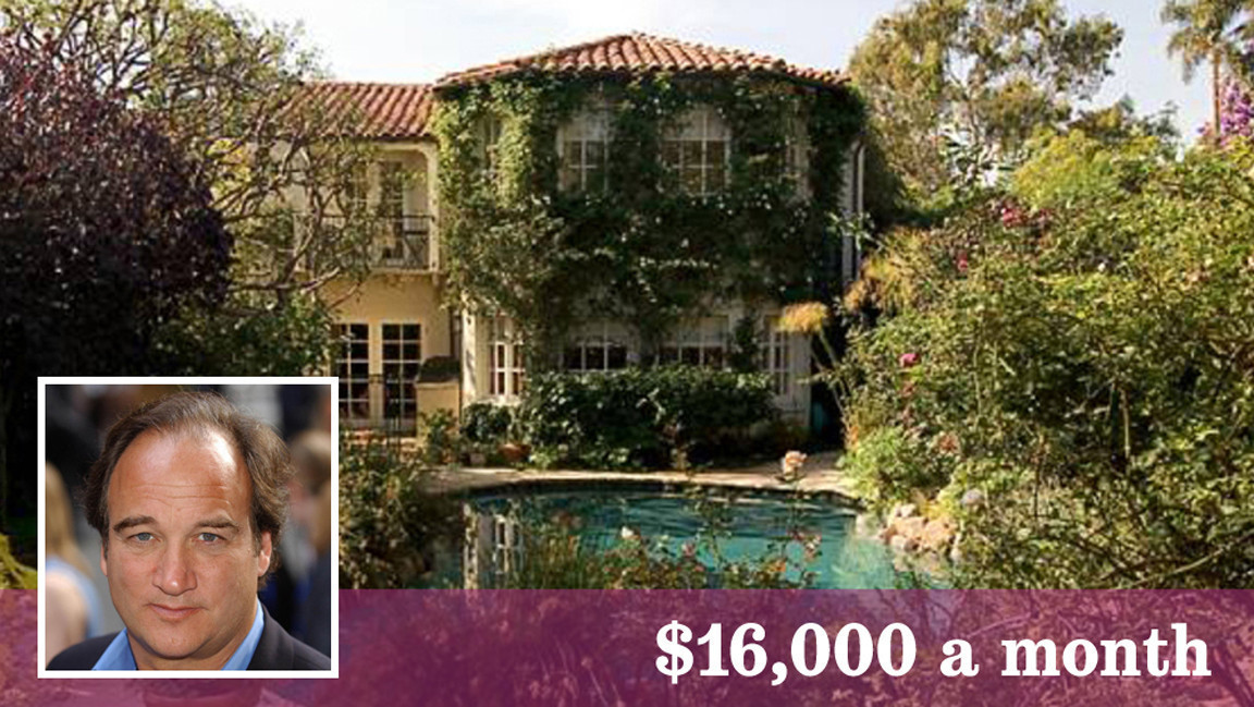 Jim Belushi Seeks A Tenant For Brentwood Villa Sun Sentinel