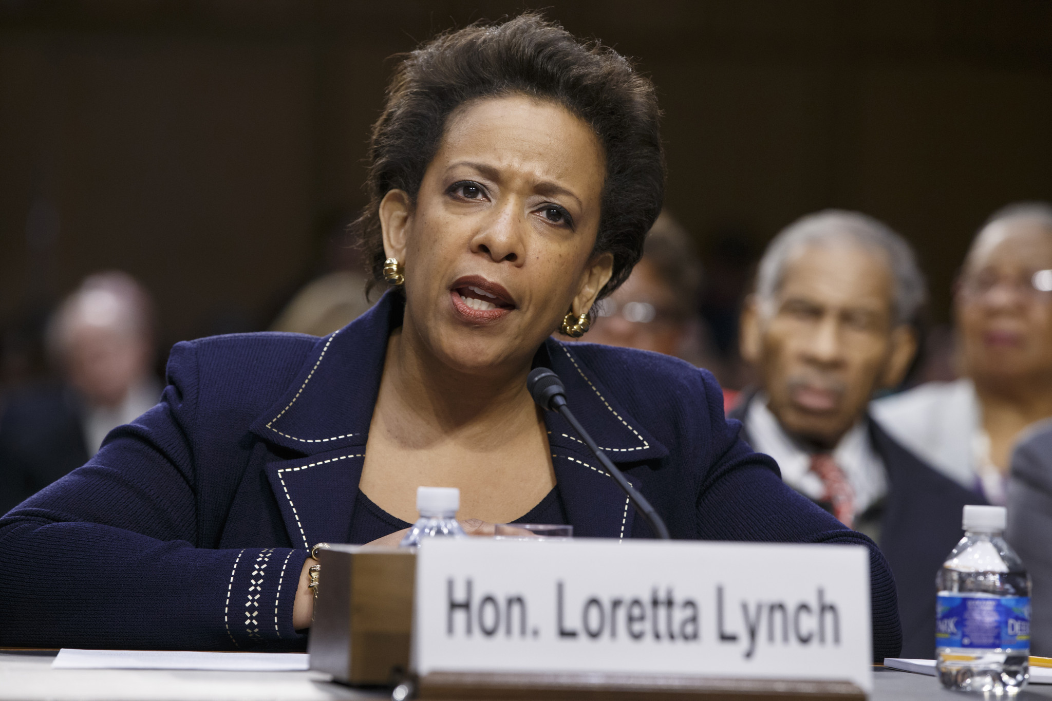 loretta lynch confirmed as attorney general after long